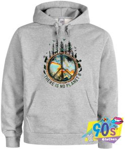 There Is No Planet B Forest Graphic Hoodie