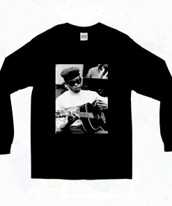 Bobby Womack American Singer 90s Long Sleeve Style