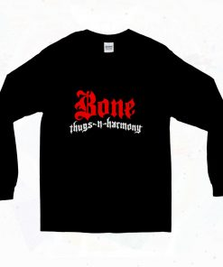 Bone Thugs N Harmony 90s Long Sleeve Style