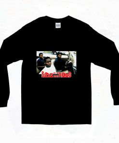 Boyz In The Hood Ice Cube 90s Long Sleeve Style