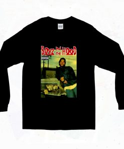 Boyz N The Hood Darrin Doughboy 90s Long Sleeve Style