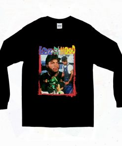 Boyz N The Hood Impala Ride 90s Long Sleeve Style