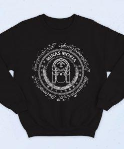 Game Of Thrones Moria Quote Fashionable Sweatshirt