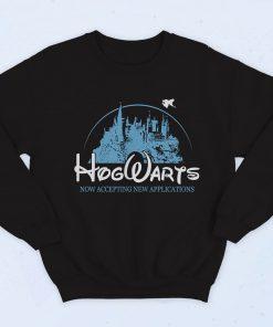 Harry Potter Funny Hogwarts Now Accepting Fashionable Sweatshirt
