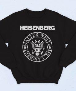 Heisenberg Ramones Fashionable Sweatshirt