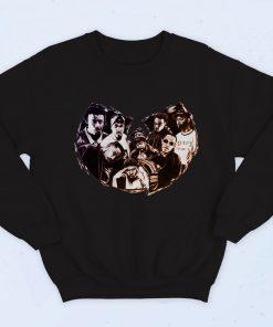 Hiphop Legend Collage Fashionable Sweatshirt