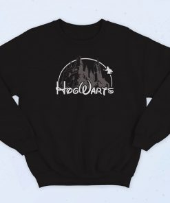 Hogwarts Castle Fashionable Sweatshirt