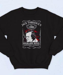Jack Torrance Overlook Hotel Fashionable Sweatshirt