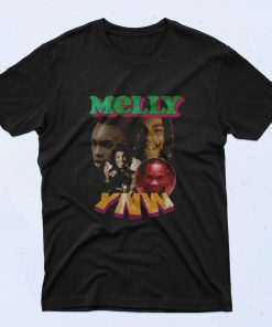 Ynw Melly Mel Murder On My Mind 90s T Shirt Style